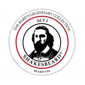 SHAKESBEARD® - ACT I - BEARD OIL