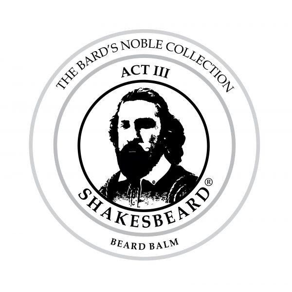 SHAKESBEARD® - ACT III - BEARD BALM