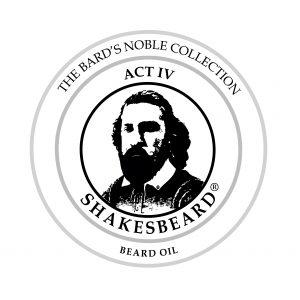 SHAKESBEARD® - ACT IV - BEARD OIL