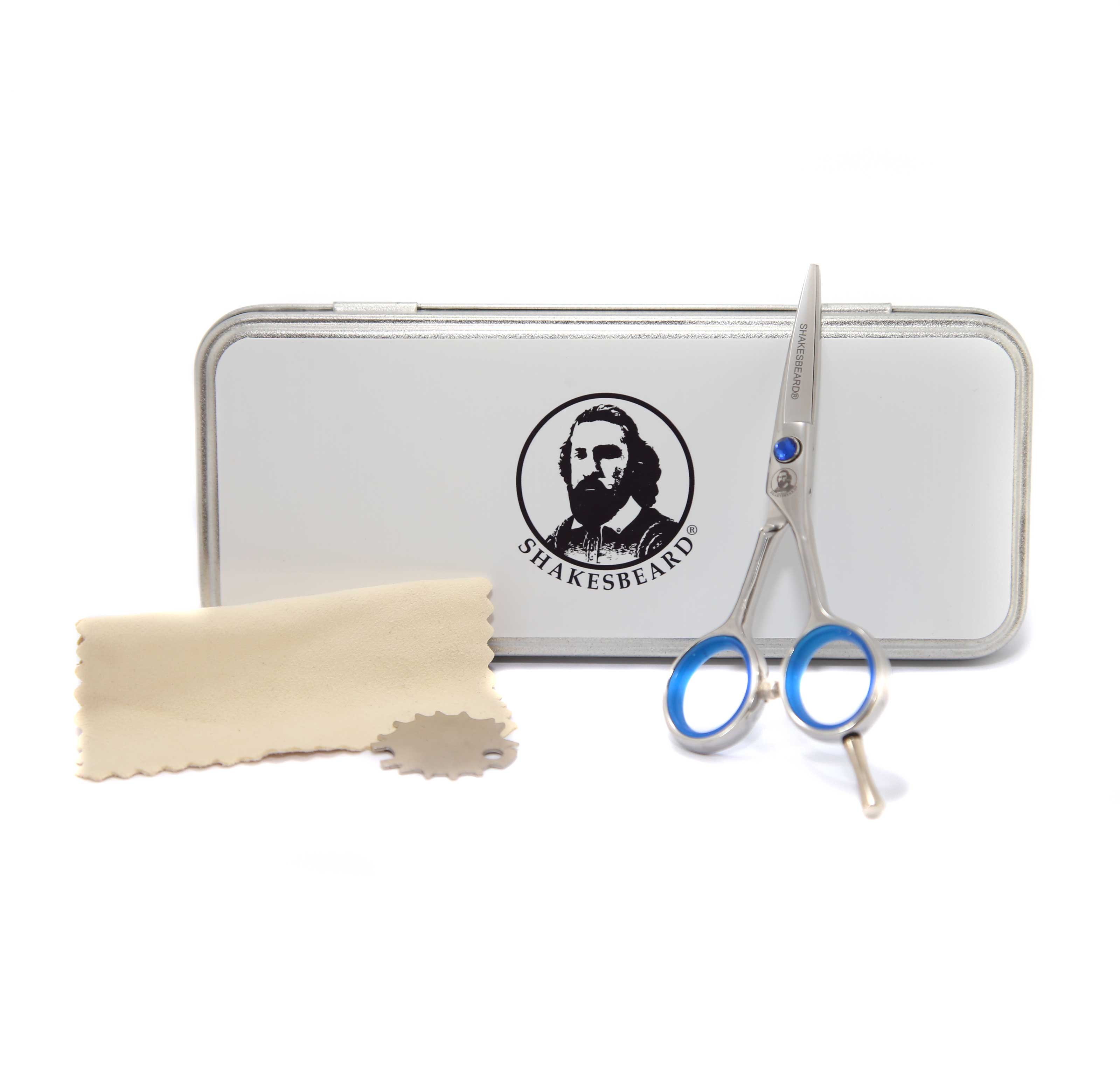 Beard & Moustache Scissors