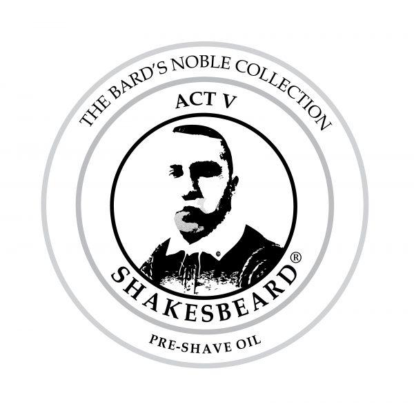 SHAKESBEARD® - ACT V - PRE-SHAVE OIL
