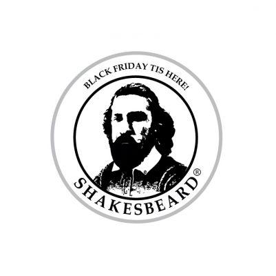 SHAKESBEARD® Black Friday Tis Here!