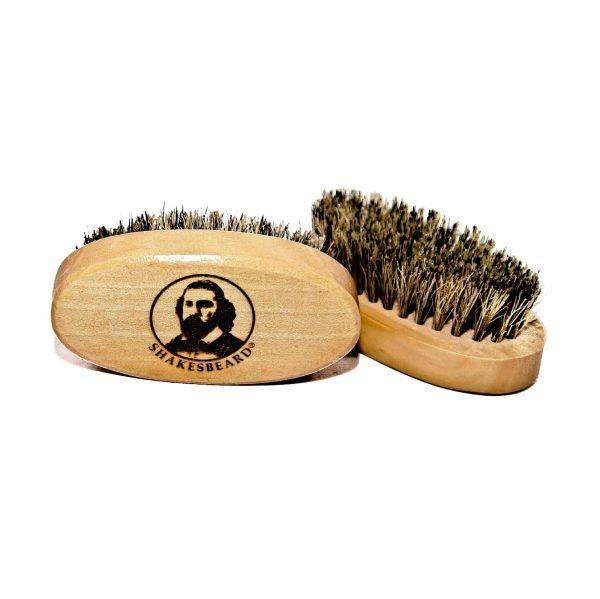 SHAKESBEARD® 100% Boar Bristle Beard Brush