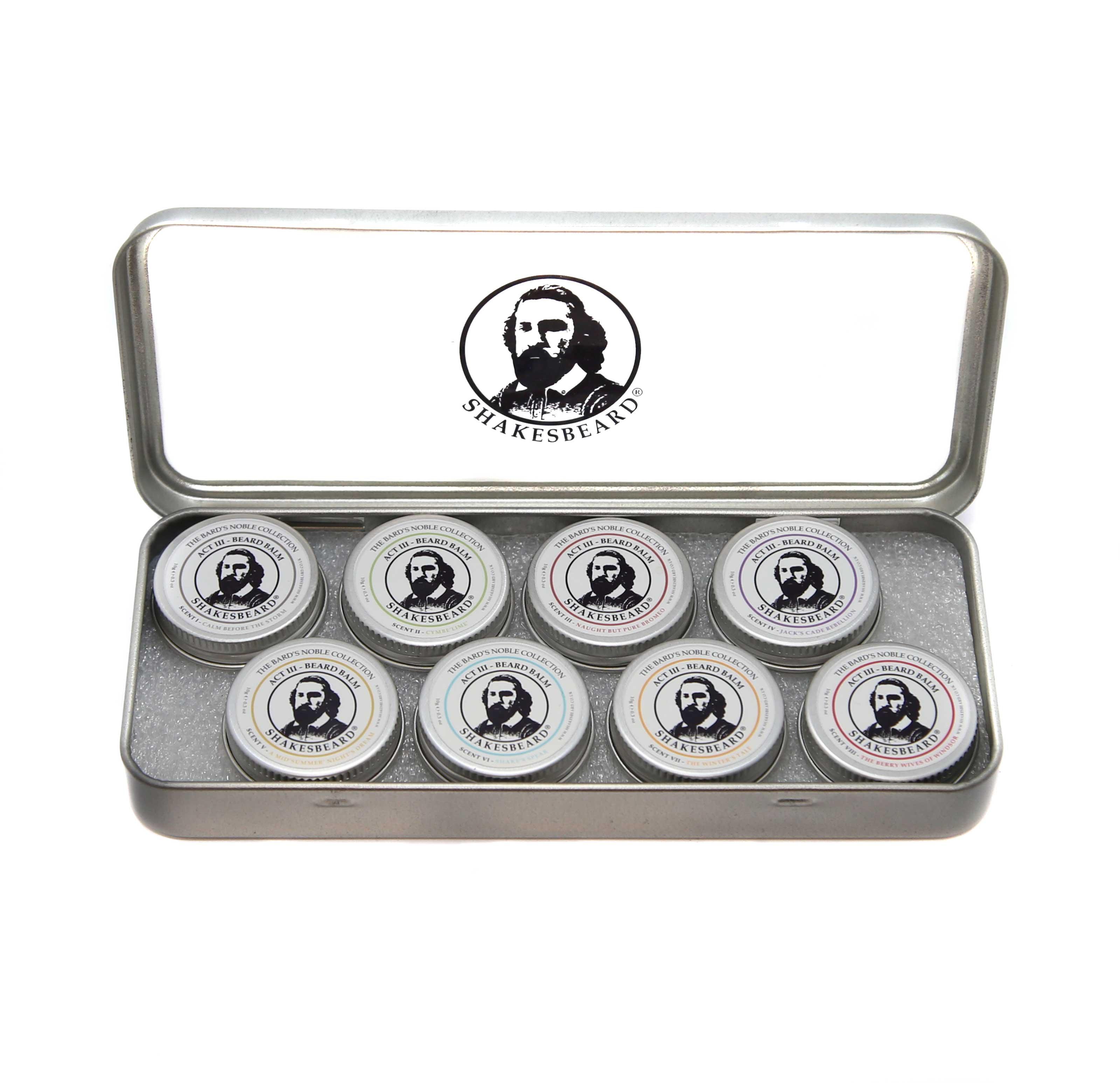 Beard Balm Collection