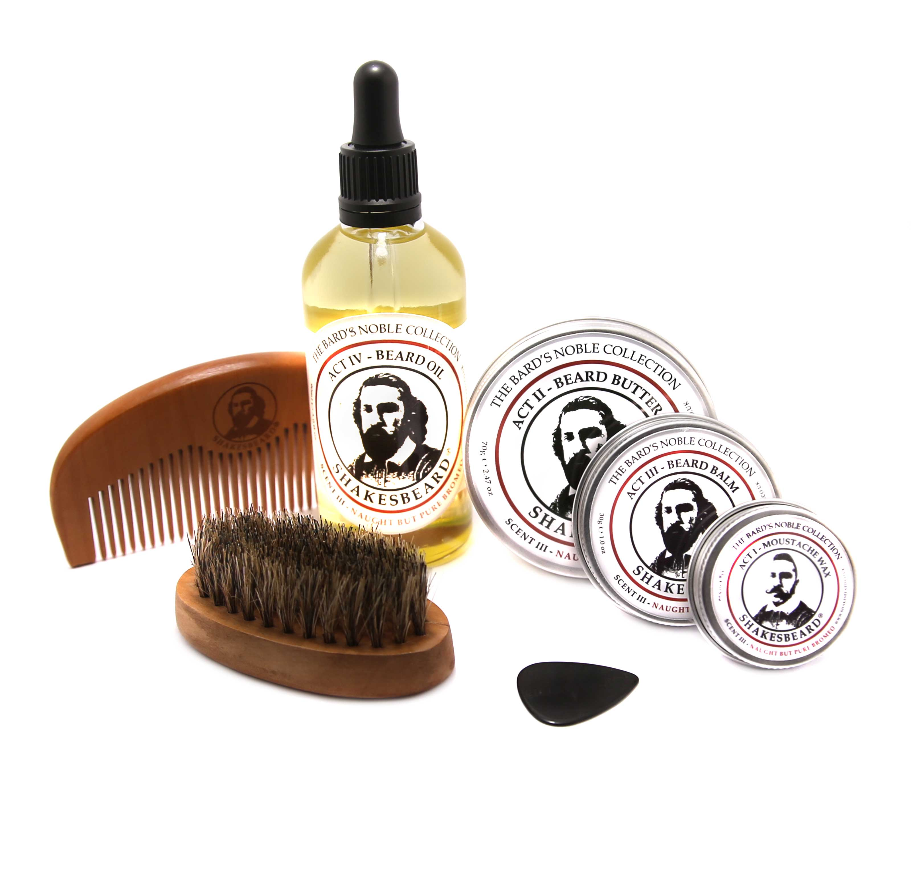 Beard & Moustache Starter Kit